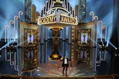 pictures of oscars award ceremony | ... award for the film The Muppets at the 84th Academy Awards in Hollywood