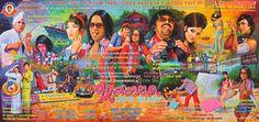 Navin Rawanchaikul - Google Search Identity, Japanese, Adventure, Artist, Movie Posters, Painting, Image, Google Search, Japanese Language