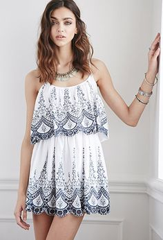 Raga LA Embroidered Cami Dress | FOREVER21 | #springcollection