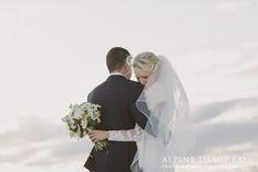 Candid wedding photography by Alpine Image Company