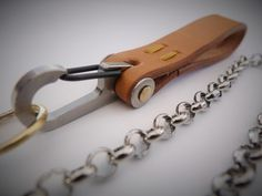 Biker Wallet Chain LB-1 por EdcApparatus en Etsy