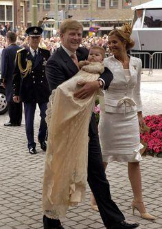 El estilo de una futura reina: Máxima de Holanda - Foto 13