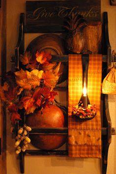 The Olde Weeping Cedar: ~•~Welcoming Autumn~•~