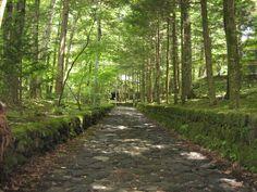 Karuizawa in Nagano, Japan