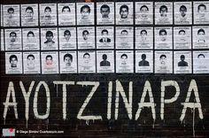 Ayotzinapa...