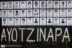 Remembering The 43 Missing Ayotzinapa Students Two Years Later