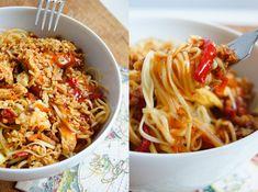Chiński kubek (7 składników) - Wilkuchnia
