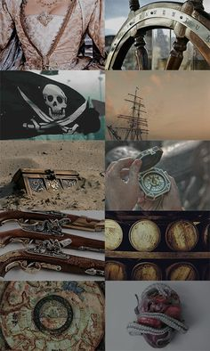 AESTHETIC CHALLENGE, Movie series aesthetic: Pirates of the Caribbean