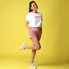 [New] The 10 Best Fashion Today (with Pictures) - Posted Why walk when you can skip! styled by assisted by hair & makeup by . Fashion Today, Adidas Superstar, Forever21, Outfit Of The Day, Cool Style, Hair Makeup, Sneaker, Gowns, Pictures