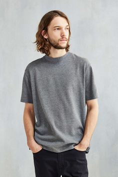 CPO Popcorn Pique Boxy Tee - Urban Outfitters