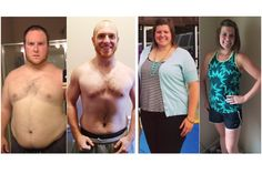 Mandy and Conner Volpe not only created a healthier lifestyle for themselves, but have lost a combined 176 lbs.--which is more than either of them weighs now! In December 2014, Mandy and Conner cel...