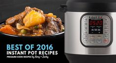 Enjoy our 15 Best Pressure Cooker Recipes & Instant Pot Recipes handpicked based on readers feedback & reviews. Have fun cooking! :)
