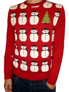 Sherk Festive Gift Adult /& Kids Jumper Top Gingerbread Man Christmas Jumper