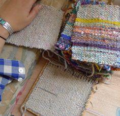 jaime rugh: Frame Weaving