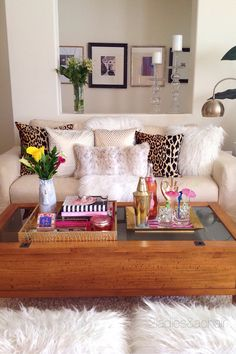 Buy amazingly beautiful trays! I love trays! The trays themselves should look fabulous even when empty. I like gold and mirrored trays because of the way they catch and reflect light in the room. There is always a great selection of trays at HomeGoods. Sponsored by HomeGoods