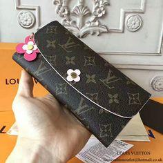 Louis Vuitton Emilie Wallet M64202 Monogram Canvas Louis Vuitton Emilie Wallet, Monogram Canvas, Long Wallet, Continental Wallet, Wallets, My Style, Fashion, Bag, Monogram Frame