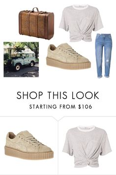 """""""Travelling"""" by bambi2014 ❤ liked on Polyvore featuring T By Alexander Wang and WithChic"""