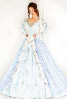 Medieval and Celtic Wedding Gowns | Custom Storybook Wedding Gowns | Canadian, Maritime, Fairytale | Faerie Brides | Cinderella's Gown