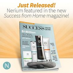 YES - $1BILLION in 4 short years!  Join the ride!  www.kimski.nerium.com