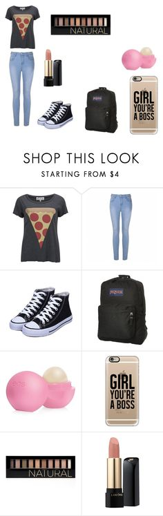 #4 by mili-gaarcia on Polyvore featuring moda, Wildfox, Ally Fashion, JanSport, Casetify, Forever 21, Lancôme and Eos