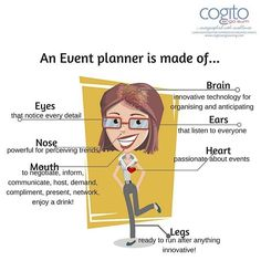 An event planner is all in one; detailed, organised, creative, open-minded yet firm, always on to something! 😎 😀  #EventTipTuesday #CogitoEvents #EventTips  #TipsTuesday #TuesdayTip #Events #Eventprofs #EventProfsNg #EventsNaija #Eventplanner #AttributesOfAnEventPlanner #eventprofsuk #eventprofs #meetingplanner #meetingplanner #meetingprofs #inspiration #popular #trending #eventplanning #eventdesign #eventplanners #eventdecor #eventstyling #micefx #meeting #planners #international [Visit…