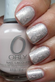 Orly Dark Shadows Collection Decades of Dysfunction stamped