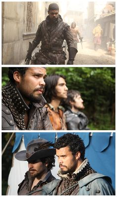 The Musketeers - Porthos