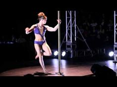 BEAUTIFUL! Such a wide variety of dance into such a graceful and flawless routine! pole championship Oona Kivela - International Pole Championship