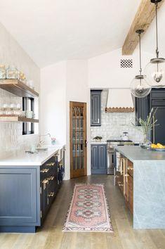 Cheap Home Decor .Cheap Home Decor Layout Design, Küchen Design, House Design, Interior Design, Design Ideas, Design Hotel, Modern Farmhouse Kitchens, Home Kitchens, Bungalow Kitchen