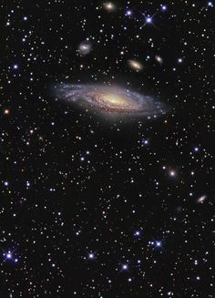 Photographic Print: NGC 7331 is a Spiral Galaxy in the Constellation Pegasus by Stocktrek Images : Cosmos, Hubble Space Telescope, Space And Astronomy, Telescope Images, Astronomy Pictures, Hubble Pictures, Ciel Nocturne, Spiral Galaxy, Carl Sagan