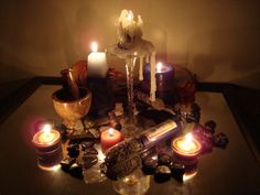 Source: Candle Magick