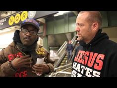 Interview with Shawn The SubWay Preacher - YouTube