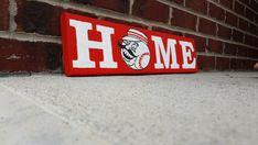 Cincinnati Reds Mr. Redlegs Home Sign by FanaticsCreation on Etsy
