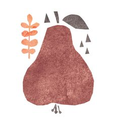 Harvest  A series of illustrations for stationary and homeware. Darling Clementine product development / 2012