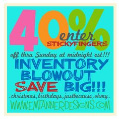 Em Tanner Designs. LOVE this shop!