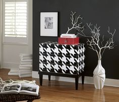 houndstooth home furnishings - Yahoo Image Search Results