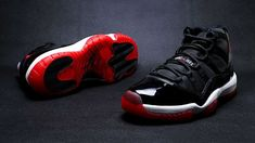 If you were a kid of the chances are you had your very own pair of Air Jordan sneakers. We take a closer look at the most popular Retro Jordan's ever made When Michael Jordan, the . Jordan Retro 11 Black, Air Jordan Xi Retro, Popular Sneakers, Latest Sneakers, Nike Free Shoes, Running Shoes Nike, Nike Shoes, Sport Outfits, Gym Outfits