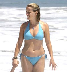 Boy Time Photo - Reese Witherspoon's Bikini Body Through the Years - Us Weekly