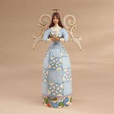 Jim Shore Angel Of Peace Figurine 4014040