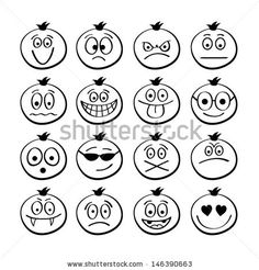 Scared Face Clip Art | Buddy Frightened clip art - vector ...