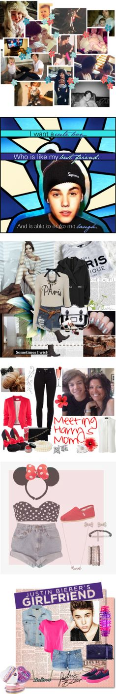 """""""I Love 3"""" by laurisduque98 ❤ liked on Polyvore"""
