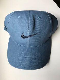 0efde84ca1b 2 Nike Baseball Caps - light Blue Hat One size fits all  fashion  clothing
