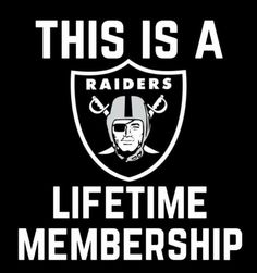 Raider For Life by jerry Oakland Raiders Wallpapers, Oakland Raiders Images, Oakland Raiders Football, Nfl Oakland Raiders, Pittsburgh Steelers, Dallas Cowboys, Raiders Vegas, Raiders Stuff, Raiders Girl