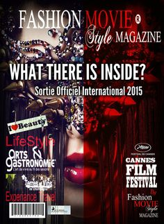 The new Fashion magazine 2015