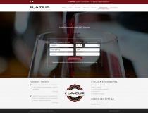 Κατασκευή responsive site για το εστιατόριο - καφέ Flavour στο κέντρο του Πειραιά. Παρουσίαση του μαγαζιού, προώθηση SEO και σύστημα online κρατήσεων.