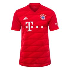 FC Bayern Shirt Home with outstanding details is a must-have for true Bayern supporters. Order now at the Official FC Bayern Munich Store Fc Bayern Munich, Fc Bayern Fans, Maillot Bayern Munich, Robert Lewandowski, Jersey Shirt, Short Nba, Fcb Logo, Bundesliga Live, Outfits
