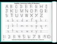 Image result for handwriting without tears printables