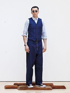 Nigel Cabourn Spring/Summer 2016 Workwear • Selectism
