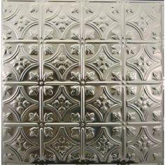 Decorative Tin Backsplash Tiles Adorable Star Design Decorative Ceiling Tiles  Grandma's Quilt Tin Ceiling Design Decoration