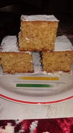 Greek Sweets, Greek Desserts, Greek Recipes, Koulourakia Recipe, Greek Cake, Cake Recipes, Dessert Recipes, Toffee Bars, Cooking Cake